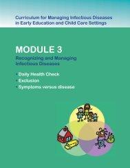 MODULE 3 - Healthy Child Care America