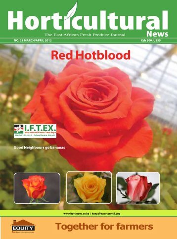 April Issue - Hortinews.co.ke