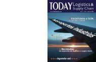 revista_today logistics_07.qxp - TODAY -Logistics e Supply Chain