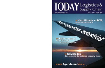 revista_today logistics_07.qxp - TODAY -Logistics e Supply Chain