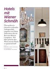 Hotels mit Wiener Schmäh - 25hours Hotels