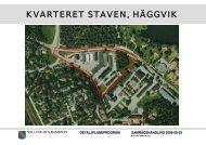 KVARTERET STAVEN, HÄGGVIK - Sollentuna kommun