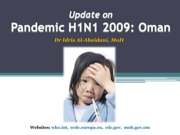 Influenza A (H1N1) - Middle East