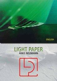LIGHT PAPER - lichtpapier.de