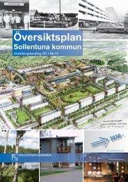 Översiktsplan Sollentuna kommun