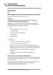 Handlingsplan diskriminering - Sollentuna kommun