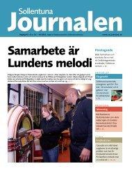 Sollentunajournalen nr 2 2012 - Sollentuna kommun