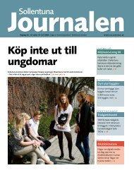 Sollentunajournalen nr 3 2009 - Sollentuna kommun
