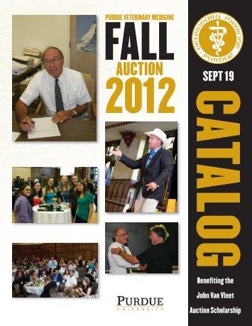 catalog - Purdue University School of Veterinary Medicine