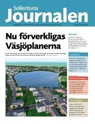 Sollentunajournalen nr 3 2011 - Sollentuna kommun