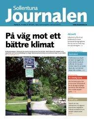 Sollentunajournalen nr 4 2011 - Sollentuna kommun