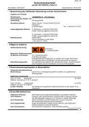 PVC Spezialreiniger S-10 - bemotech.ch   Home