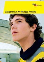 Lehrstellen in der Welt des Verkehrs - Zentralbahn