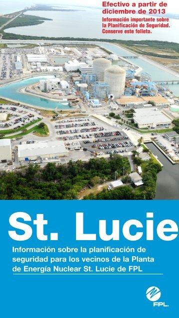 Efectivo a partir de diciembre de 2012 ... - St. Lucie County