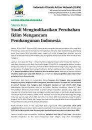 Siaran Pers ICAN_20062013_Final - IESR