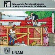 manual de autoconstrucción - Páginas Personales UNAM