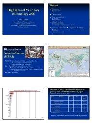 ESA2006 Highlights presentation - part 1 of 3