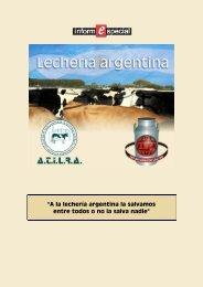 """""""A la lechería argentina la salvamos entre todos o no la ... - Rel-UITA"""