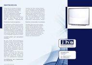 SMARTBOARD 600 - JHS interaktiv, Konferenz