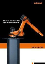 KR 16 l6-2 Ks - KUKA Robotics