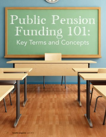 Public Pension Funding 101: - Louisiana State Employees ...
