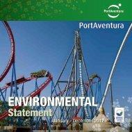 ENVIRONMENTAL - PortAventura