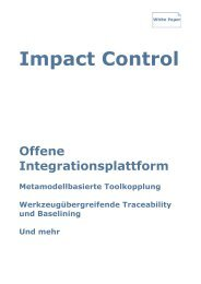 Download White Paper - elego Software Solutions GmbH