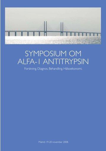 Här är programmet med presentation av föreläsarna och abstracts.