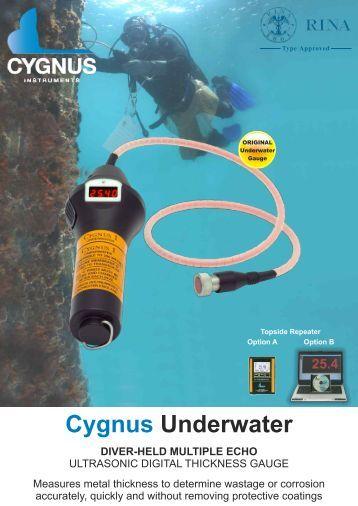 Cygnus Underwater