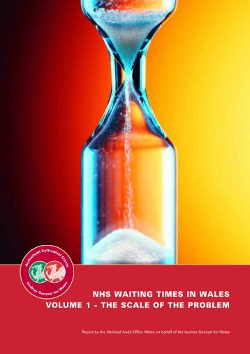 NHS waiting time in Wales Volume 1 - the Wales Audit Office ...