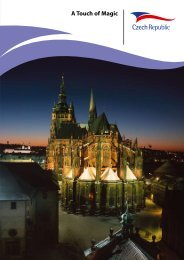 Czech Republic - A Touch of Magic - EU2009.cz