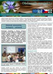 Číslo 3 - září 2008 (PDF, 1 MB) - CENIA, česká informační agentura ...