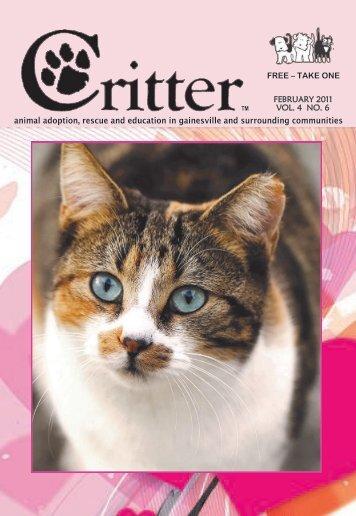 V-dog - Critter Magazine