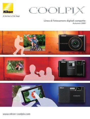 Linea di fotocamere digitali compatte - Nital.it