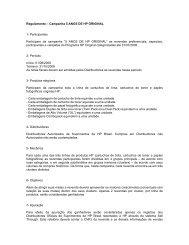 Regulamento – Campanha 5 ANOS DE HP ORIGINAL 1 ...