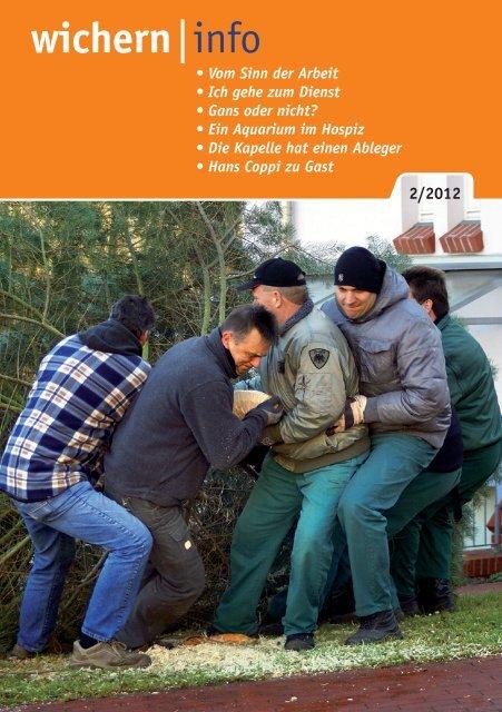 wichern info« 2/2012 - Wichern Diakonie Frankfurt
