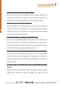 Laudatio Hans Werner Kilz, Chefredakteur der ... - Generation-D - Page 5