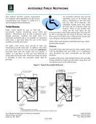 Accessible Public Restrooms - City of Bremerton