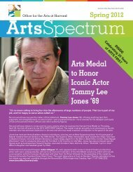Arts Medal to Honor Iconic Actor Tommy Lee Jones '69