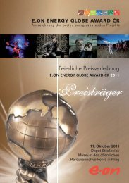 Preisträger - Energy Globe Award