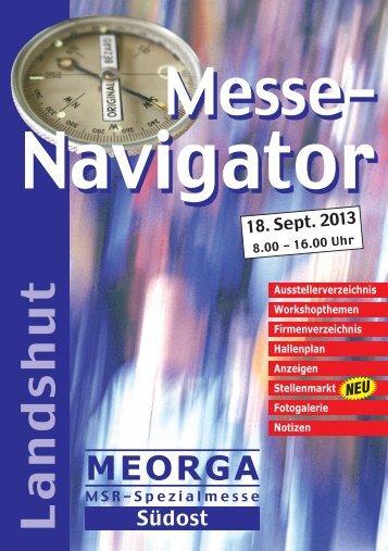 Messekatalog - Meorga
