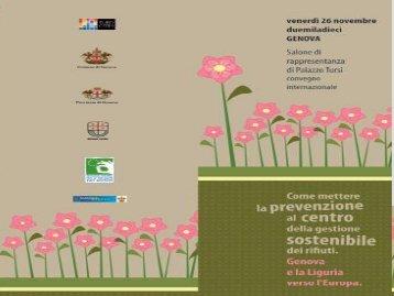 Strategie e opportunità europee sul tema del Waste ... - Urban Center