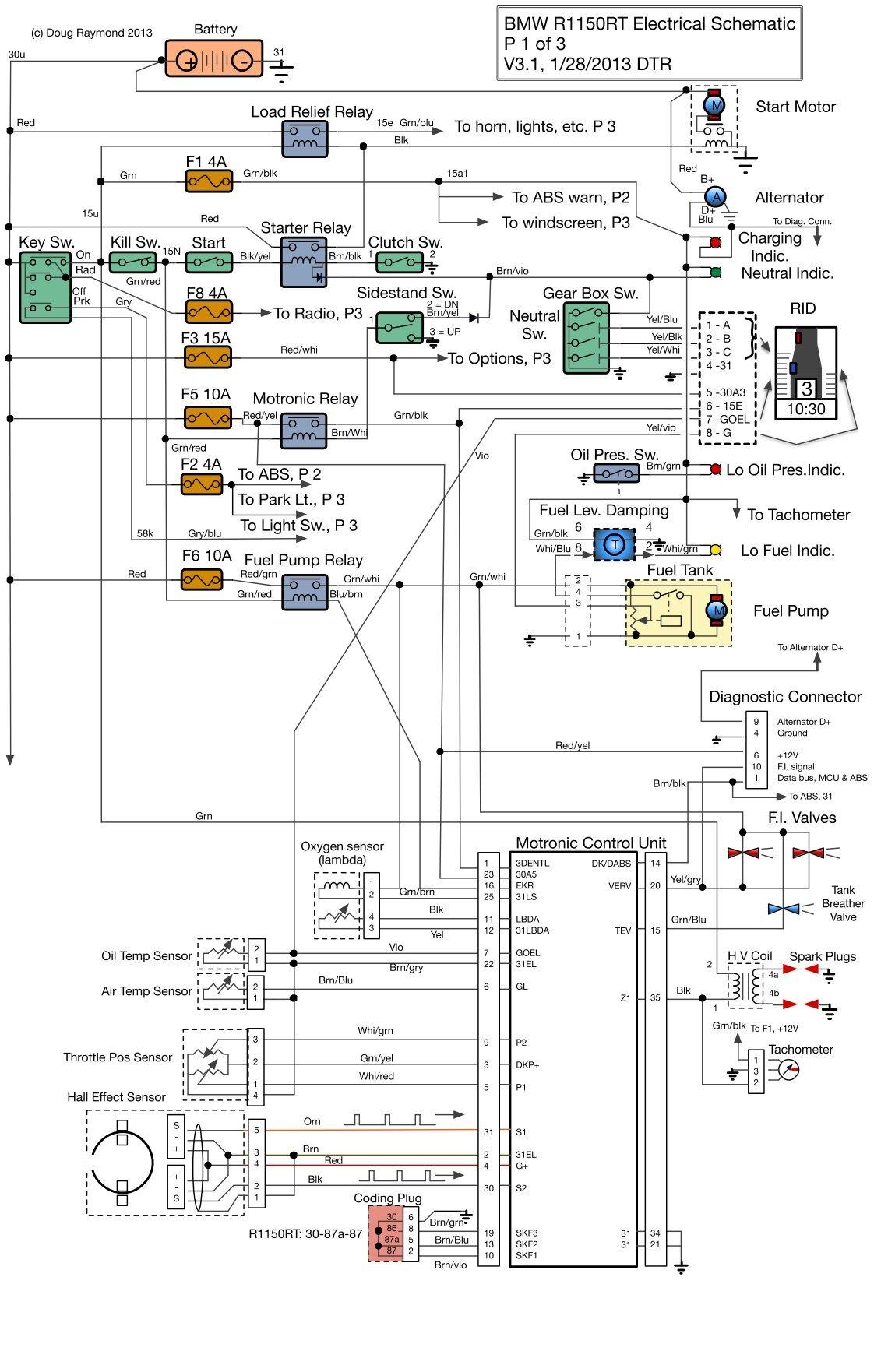 Berühmt Coole Beispielideen 2001 Dodge Ram Schaltplan Galerie - Der ...