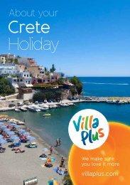 Download Crete resort guide(pdf) - Villa Plus