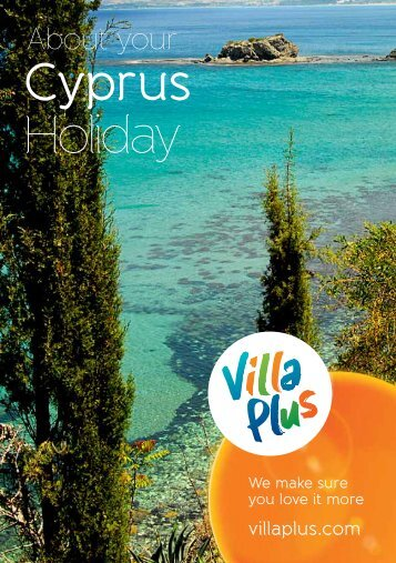 Download Cyprus resort guide(pdf) - Villa Plus