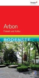 Freizeit und Kultur  2012 - Stadt Arbon