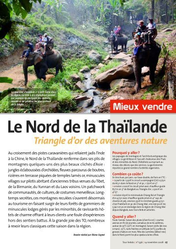 PDF : Thailande triangle d'or