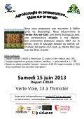 Conférence agroécologie, permaculture - Amis de la Terre - Page 5
