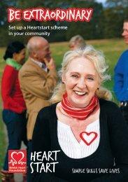 Set up a Heartstart scheme in your community - British Rowing