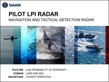 Ais Saab R5 >> PILOT LPl RADAR - Saab